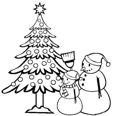 Tree And Snowman Coloring Pages Plants To Color Coloring Part 10 by Tree And Snowman Coloring Pages