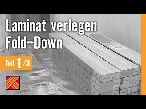 laminaat fold down version 2013 laminat verlegen fold down anleitung