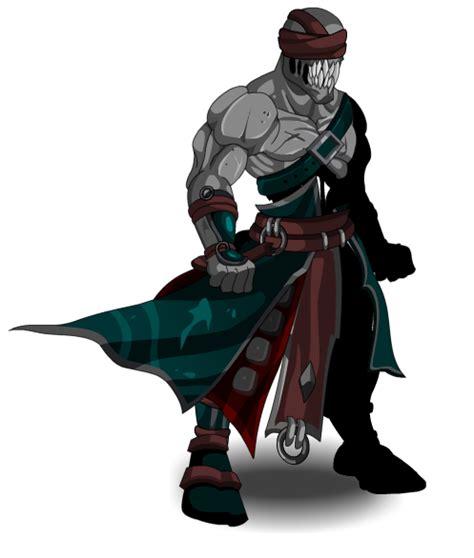 Mstr Monstore blademaster armor aqw