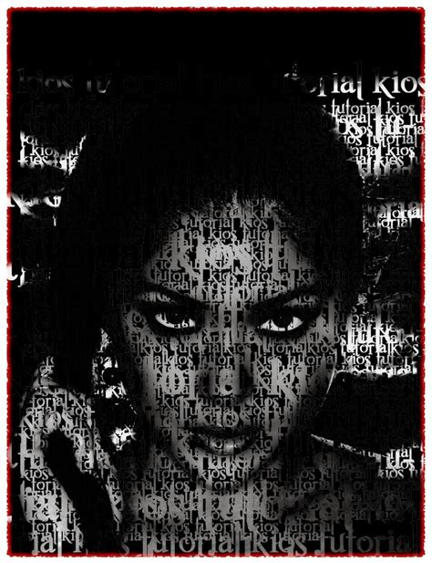 tutorial membuat wajah zombie photoshop tutorial typography wajah dengan photoshop tutorial tips