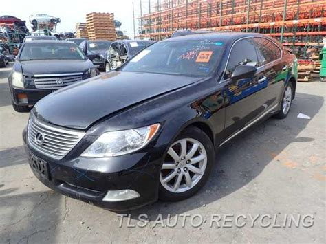 parting out 2007 lexus ls 460 stock 6126br tls auto