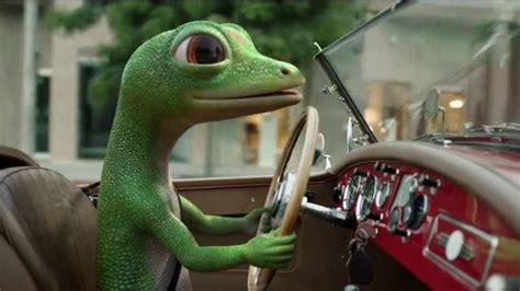 geico insurance gecko geico tv commercial valet gecko journey ispot tv