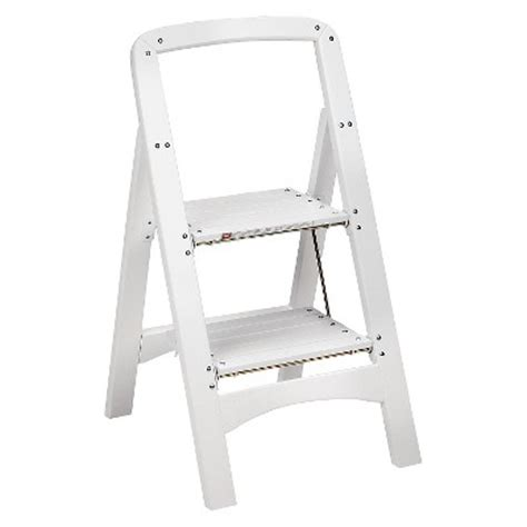 Step Stool For Bed Target by Cosco Folding Wood Step Stool Target