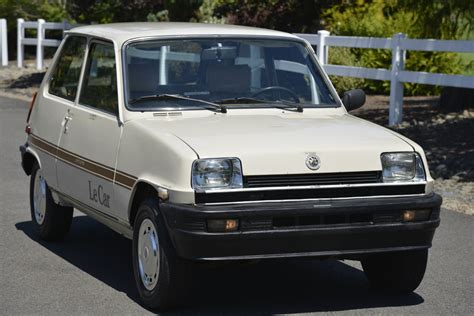renault car 1980 no reserve 1980 renault le car bring a trailer