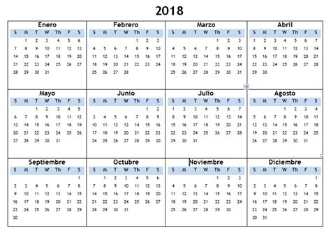 printable monthly calendar in spanish spanish 2018 calendar printable templates calendarbuzz