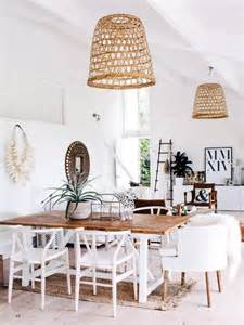 room table formal: beachy  beautiful bohemian dining rooms we love mydomaine