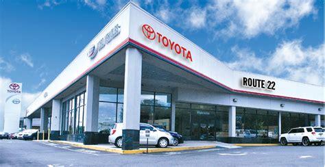 Rt 22 Toyota Route 22 Toyota In Hillside Nj 855 691 0