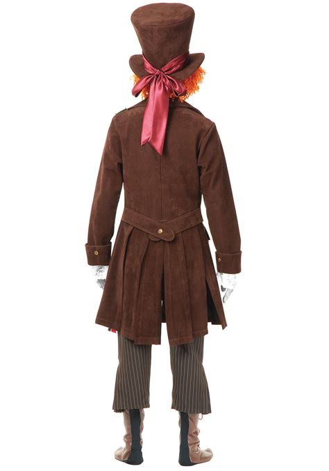 mad and mad hatter deluxe costume johnny depp mad hatter costumes