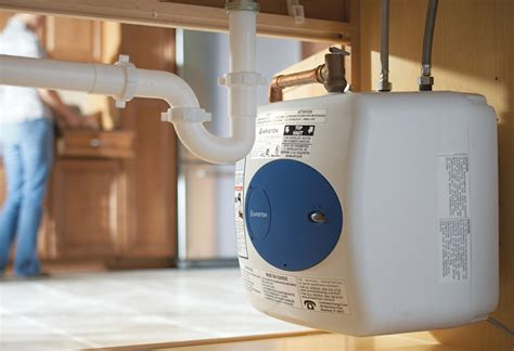 On Demand Water Heater Installation Guide At The Home