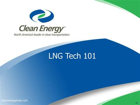 Clean Energy Mba by Ppt Lng Tech 101 Overview Of Cooling Storage And Fleet