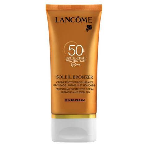 Sunscreen Lancome lanc 244 me soleil bronzer bb spf 50 50 ml