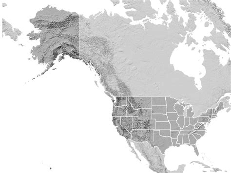 map of the us with alaska and hawaii choosing the right map projection learning source an