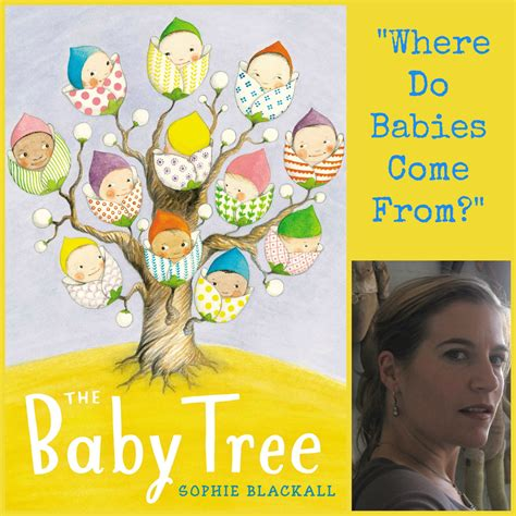 the art of children s picture books tree houses answering the question quot where do babies come from
