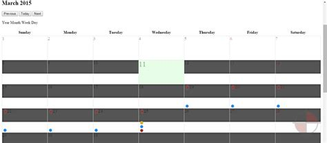 tutorial bootstrap calendar 5 angularjs calendars exles phpcodify