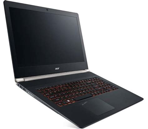 Laptop Acer Aspire V17 Nitro acer announced aspire v17 nitro notebook with realsense 3d