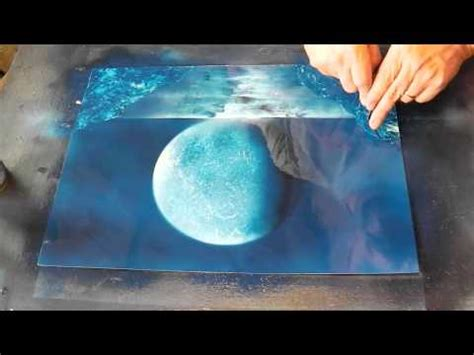 spray paint how to for beginners gerardo teaches the blue painting spray paint