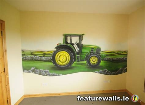 deere wall mural 17 best ideas about tractor decor on