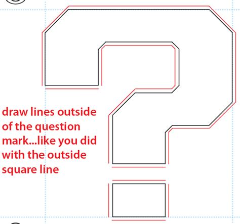 super mario question mark box printable how to draw a question mark box from nintendo s super
