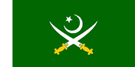 Dark Green Color Meaning by Pakistan Armed Forces