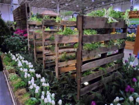 3 Amazing Diy Pallet Garden Ideas Pallets Designs Pallets Garden Ideas