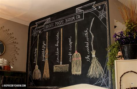 Hocus Pocus Decorations by Hocus Pocus Broom Co Inspired By Charm
