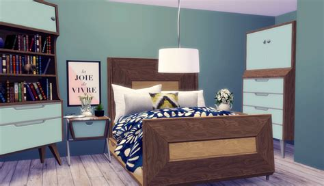 sims 3 bedroom sets midmod bedroom conversion by rachel teh sims