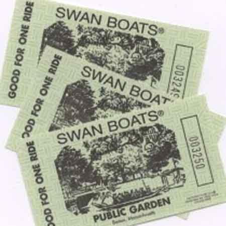 swan boats dates swan boat gift tickets swan boats