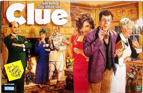 an explanation of the basic rules of clue cluedo