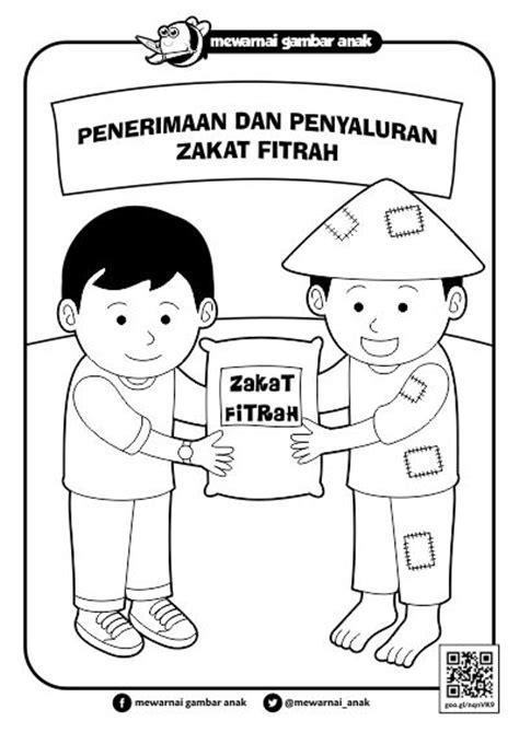 Kaos Buat Perlombaan 17 Agustusan mewarnai gambar anak mewarnai gambar zakat fitrah