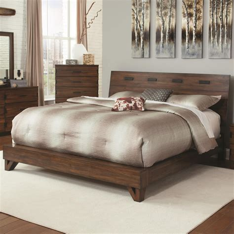 rustic queen bedroom set buy yorkshire rustic queen bedroom set by coaster from www