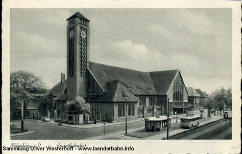 Pavillon Oldenburg by Oldenburg Hauptbahnhof Laenderbahn Info