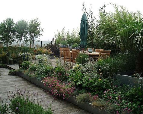 roof garden for plants lovers roofs roof top gardens pinterest
