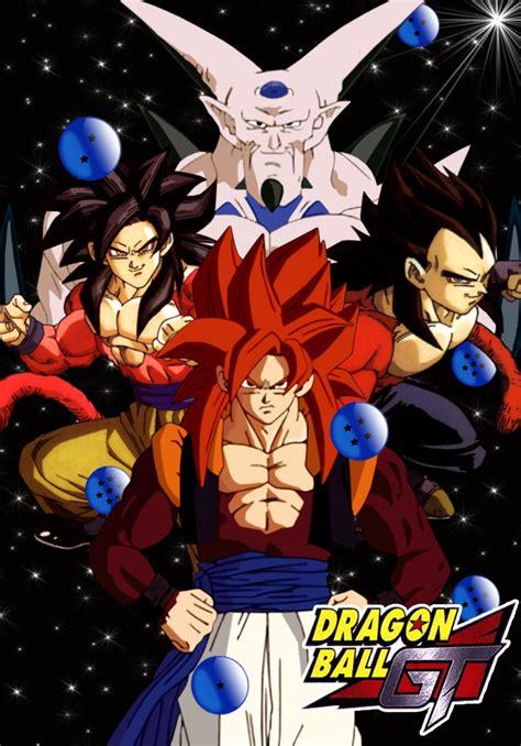 anoboy dragon ball gt image dragon ball gt dvd png toonami wiki fandom