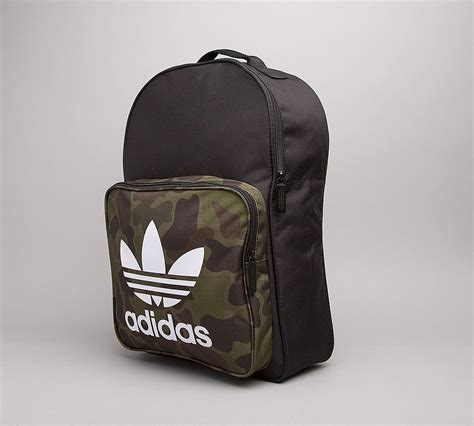 Adidas A Classic Backpack Adidas adidas originals classic trefoil backpack camo footasylum