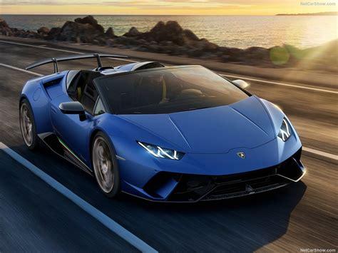 2019 Lamborghini Performante by 2019 Lamborghini Huracan Performante Spyder Wallpapers9