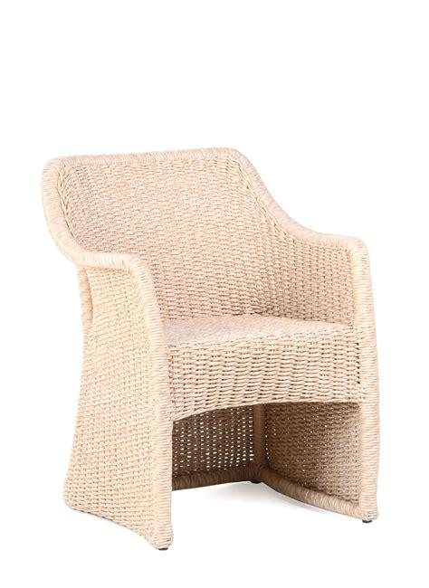 wicker armchair outdoor elana armchair wicker stellar couture outdoor