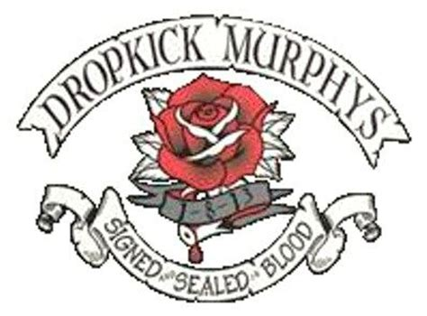 dropkick murphys rose tattoo album shamrock n roll generation of scars