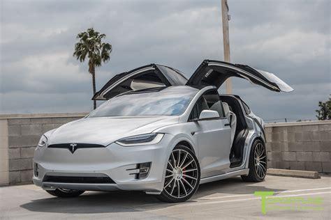 Wheels Tesla Model X silver metalic tesla model x 22 inch wheel mx114