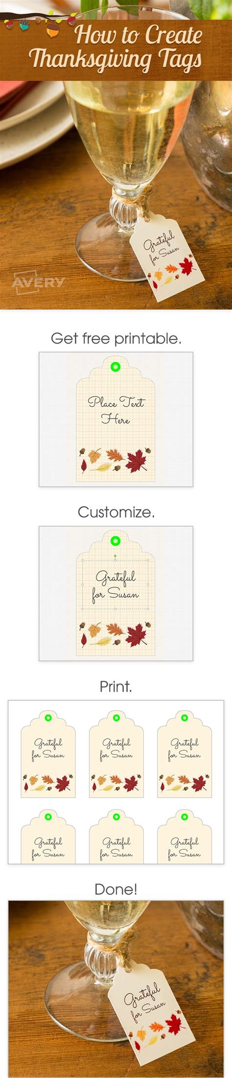 avery free thinkgiven card templates 57 best thanksgiving ideas images on