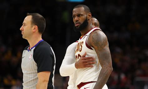 Jas Jok lebron jokes his career ejection was best for the team for the win