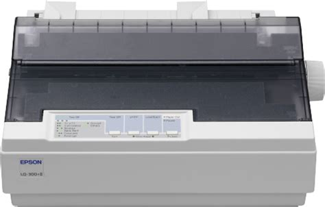 Printer Epson Original Lq300 Lq 300 Lq 300 Lq 300ii New epson lq 300 ii epson