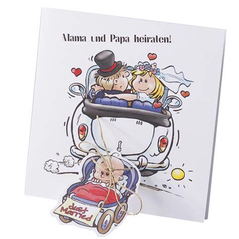 Hochzeitseinladung Comic Brautpaar by Einladungskarte Zur Hochzeit Mit Comic Brautpaar