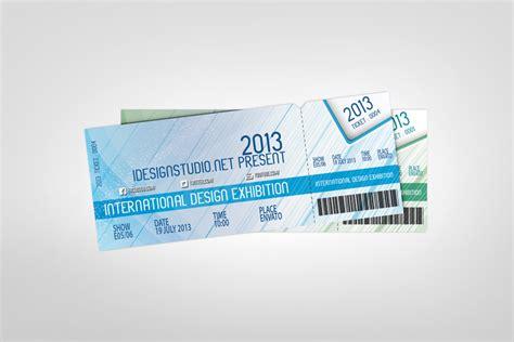 design event tickets online free event tickets mock up v2 graphicriver