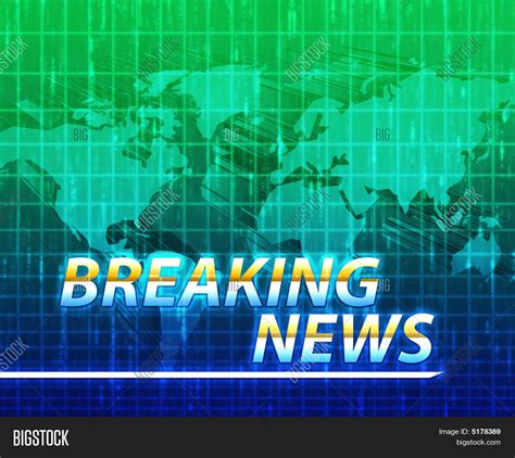 Powerpoint Template Latest Breaking News Newsflash Splash Fbxydyz Breaking News Template