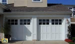 Cottage Style Garage Doors by Anaheim Door