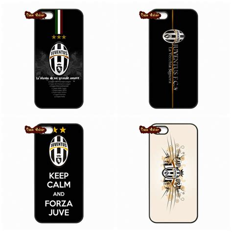 Juventus 3 Iphone 4 4s 5 5s 5c 6 6s 7 Plus juve juventus fc football chions cover for iphone