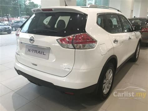 Big Promo New Nissan X Trail 2017 nissan x trail 2017 2 0 in kuala lumpur automatic suv white for rm 122 999 3398621 carlist my