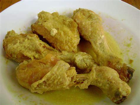 cara membuat opor ayam sunda resep cara membuat opor ayam kering enak resep masakan