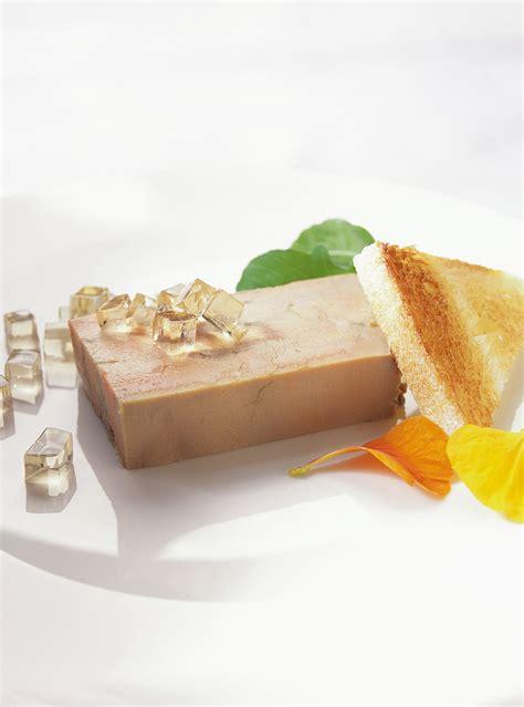 foie gras terrine ricardo
