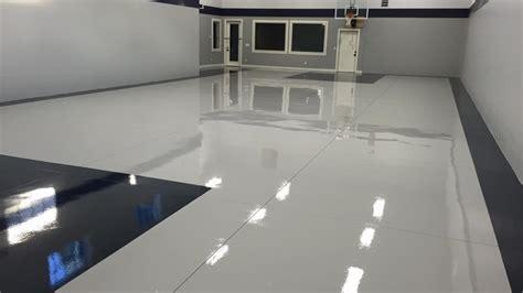 day concrete floor coatings solid color polyurea